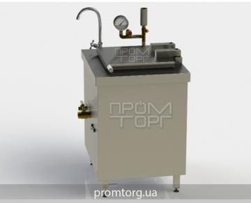 электрокотел пищеварочный промышленный с прямоугольной чашей на 60 л
