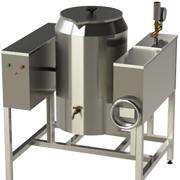 Котел пищеварочный КПЭ-60 на 60 литров