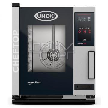 Пароконвектомат инжекторного типа Unox XECC 0523 E1R линия ONE купить в Белой Церкви