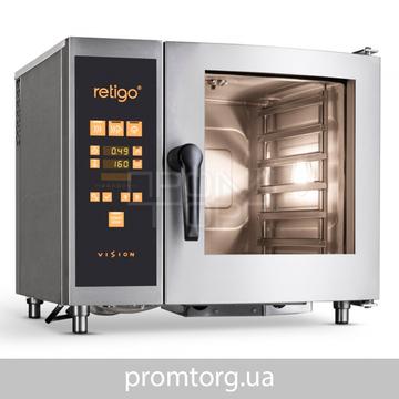 Пароконвектомат инжекторный RETIGO Orange Vision O 623 I купить в Белой Церкви