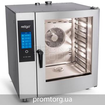 Пароконвектомат газовый RETIGO Blue Vision B 1011 IG купить в Белой Церкви