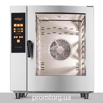 Пароконвектомат электрический бойлерный RETIGO Orange Vision O 1011 B  купить в Белой Церкви