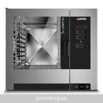 Пароконвектомат инжекторный Lainox Sapiens SAEV102R купить в Белой Церкви