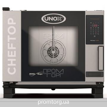 Пароконвектомат инжекторный Unox XEVC 0511 EZRM линия ZERO купить в Белой Церкви