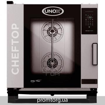 Пароконвектомат инжекторного типа Unox XEVC 0711 EZRM линия ZERO купить в Белой Церкви