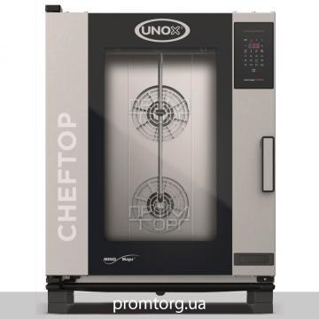 Профессиональный пароконвектомат Unox XEVC 1011 EZRM инжекторный купить в Белой Церкви