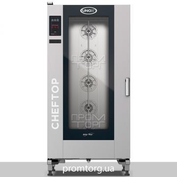 Пароконвектомат Unox XEVL 2011 E1RS инжекторного типа линия ONE купить в Белой Церкви