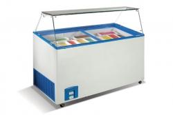 Морозильная ларь для мягкого мороженного VENUS-VITRINA