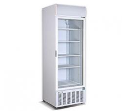 Шкаф холодильный со стеклянной дверью Crystal - Украина, ПРОМТОРГ