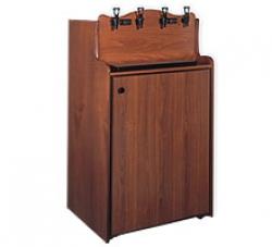 Шкаф холодильный с кранами для розлива вина из упаковки BAG-IN-BOX  - Украина ПРОМТОРГ