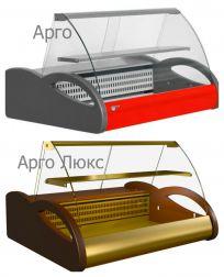 Настольная витрина холодильная Арго Украина Промторг