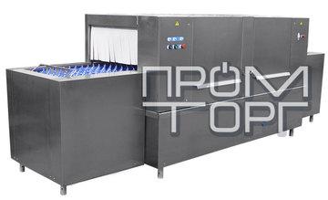 Промышленная посудомоечная машина непрерывного действия ММУ-2000 ТоргМаш Гродно