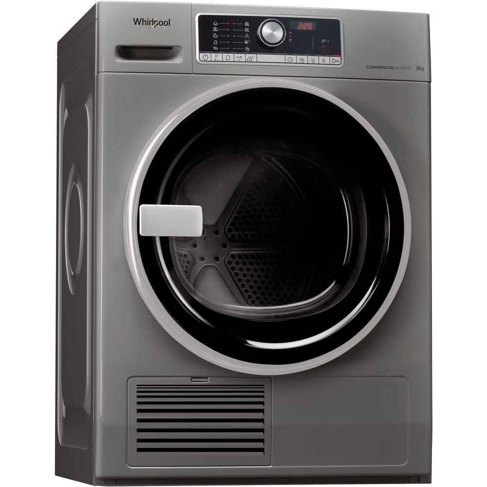 Профессиональная сушильная машина Whirlpool AWZ8CD S/PRO