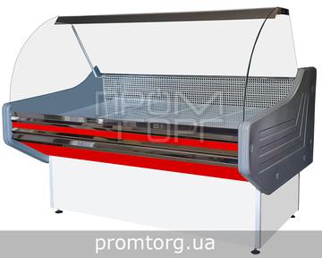 Витрина холодильная среднетемпературная Престиж ЛЮКС