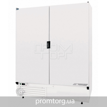 Холодильный глухой шкаф Cold на 1200 и 1400 л двухдверный