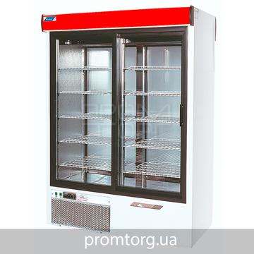 Холодильный шкаф купе Cold на 1400 и 1600 л стеклянный