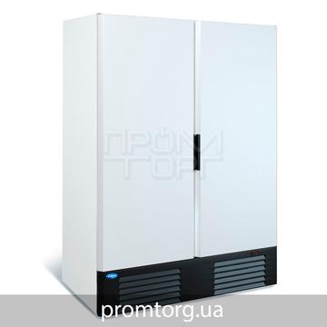 Шкаф универсальный с глухой двойной дверью Капри на 1100 и 1500 л