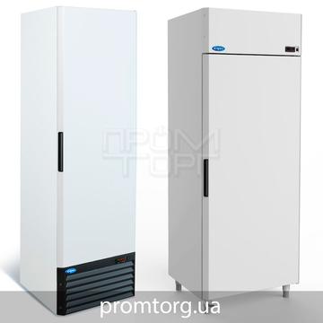 Шкаф холодильный с глухой дверью Капри на 500 и 700 л