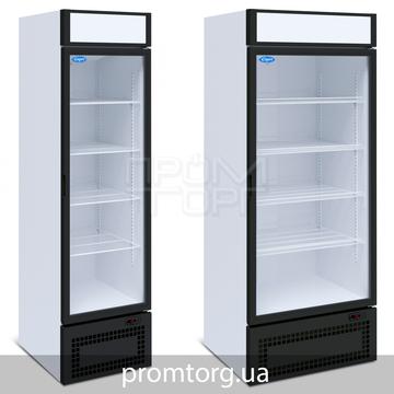 Среднетемпературный шкаф со стеклянной дверью на 500 и 700 л