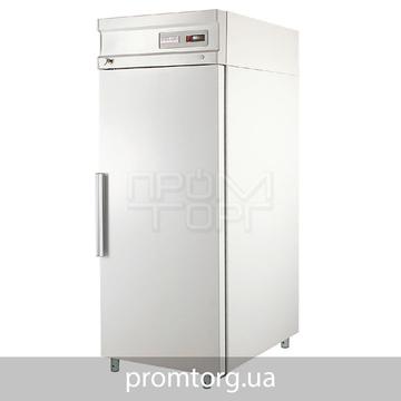 Шкаф низкотемпературный глухой одна дверь Polair CB на 500 и 700л
