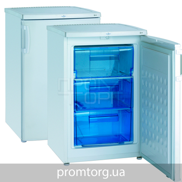 Маленький морозильный шкаф Scan SFS 110