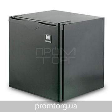 Маленький глухой холодильный шкаф на 50 л HURAKAN HKN BCL50 одна дверь