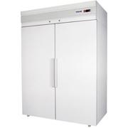 Шкаф холодильный среднетемпературный глухой двухдверный Polair CM