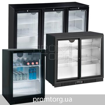 Шкаф холодильный стеклянный барный Scan SC