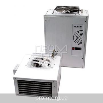 Сплит-система POLAIR SM 109,111,113,115 SF среднетемпературная -5...+10 °C до 13,8 м.куб