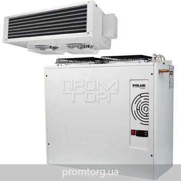 Сплит-система POLAIR SM 218,222,226,232 SF среднетемпературная -5...+10 °C до 46,7 м.куб