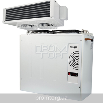 Сплит-система POLAIR SB 211SF, 214SF, 216SF низкотемпературная -15...-20 °C до 16,8 м.куб
