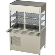 Витрина холодильная Куб для линии раздачи купить в Чернигове
