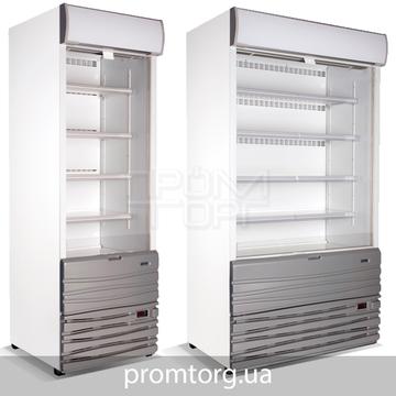 Холодильная витрина горка Crystal SNAP