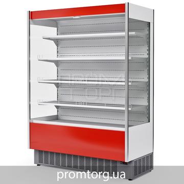Холодильная витрина горка Флоренция Cube МариХолодМаш