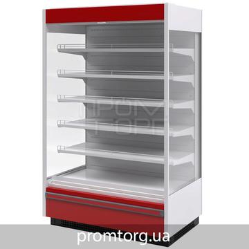 Холодильная витрина горка Купец Cube МариХолодМаш