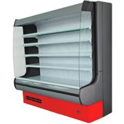 Холодильная пристенная торговая горка Модена купить в Чернигове