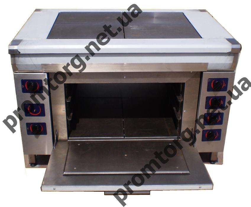 Электрическая плита производство Украина Промторг